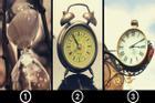 Chọn biểu tượng thời gian tiết lộ lý do tại sao bạn chưa thể hạnh phúc?