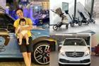 Ngắm bộ sưu tập 9 'siêu xe' của con gái Cường Đô La