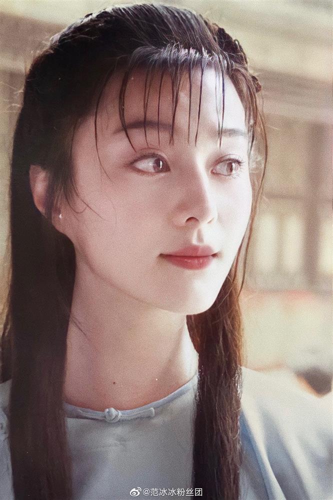 Loạt ảnh chưa từng tiết lộ 'đẹp u mê' của Phạm Băng Băng tuổi 20