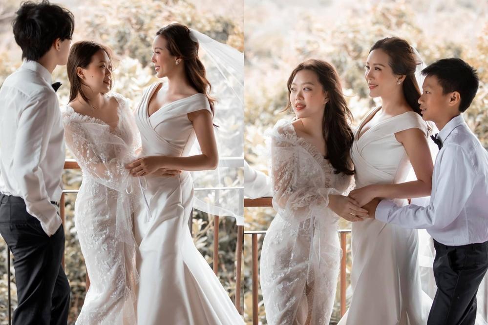 Vẻ đẹp chuẩn hot girl của con gái Thu Hoài và chồng thứ 3 Đài Loan-2