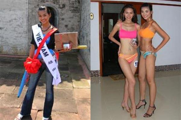 3 siêu mẫu Vbiz thi quốc tế: Không ai thoát cái kết đắng lòng-8