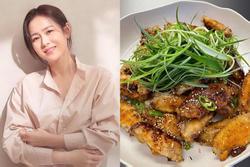 Son Ye Jin khoe tài nấu nướng không phải dạng vừa