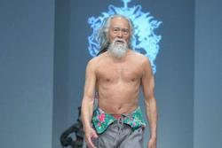 Tài tử đẹp lão nhất xứ Trung: 85 tuổi vẫn tập gym, catwalk cực ngầu