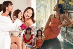 Em gái Hà Anh đăng ảnh mặc váy không nội y gây tranh cãi