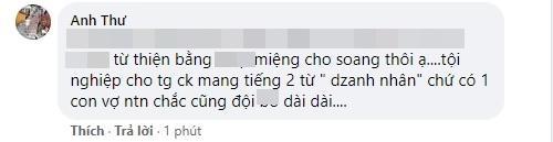 Vy Oanh bị mỉa mai khi tuyên bà Phương Hằng thua cuộc
