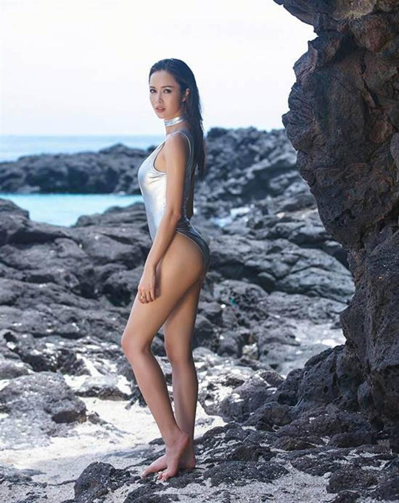 Vũ Ngọc Anh mặc bikini sexy tại dinh thự Vũ Khắc Tiệp liền bị so với Ngọc Trinh-10