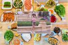 12 mâm cơm mùa hè 'ngon nuốt lưỡi', trời nóng mấy cũng muốn ăn liền
