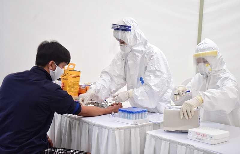 Sáng 6/7: Thêm 277 ca mắc Covid-19 mới trong nước tại 7 tỉnh thành-1