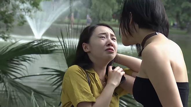 Hậu trường bi hài của những cảnh tát trong phim giờ vàng-4