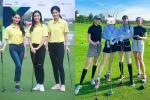 Đỗ Mỹ Linh chơi golf: Đã hết phèn nhờ chi tiền không tiếc tay