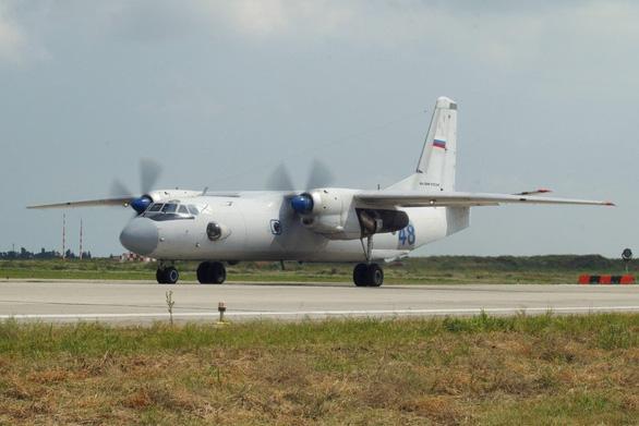 NÓNG: Máy bay Nga chở 28 hành khách mất tích bí ẩn-1