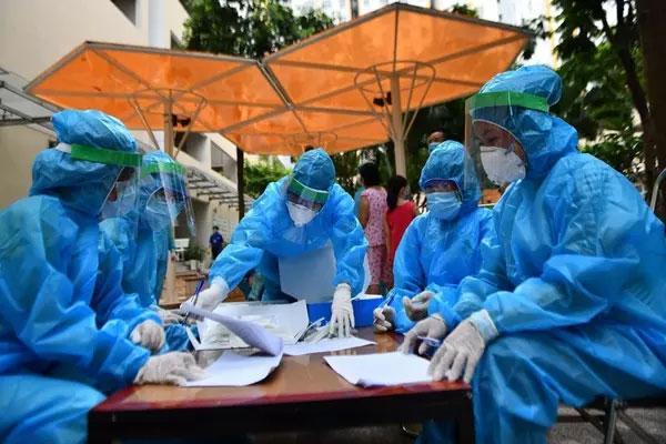 Ngày 6/7, Việt Nam thêm 1.019 ca Covid-19 mới, TP.HCM có 710 ca-1