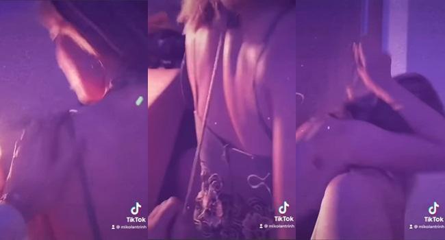 Tình chuyển giới đăng clip nóng với Miko Lan Trinh, dán nhãn 18+-2