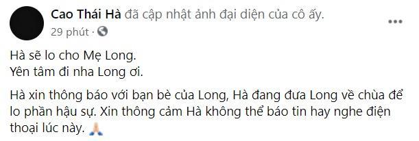 Dàn sao Việt bàng hoàng khi Đức Long qua đời-2