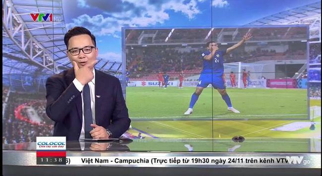 VTV thêm vựa muối, say mê bình luận Euro không quên nhắc đến sĩ tử 2K3-4