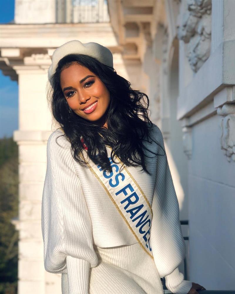 6 đối thủ đầu tiên của Kim Duyên tại Miss Universe: 2 nhan sắc đáng gờm-13