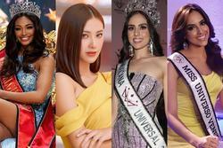 6 đối thủ đầu tiên của Kim Duyên tại Miss Universe: 2 nhan sắc đáng gờm