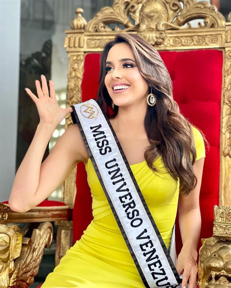 6 đối thủ đầu tiên của Kim Duyên tại Miss Universe: 2 nhan sắc đáng gờm-9