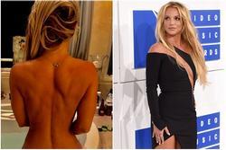 Britney Spears đăng ảnh khỏa thân, để lộ 2 điểm bất thường