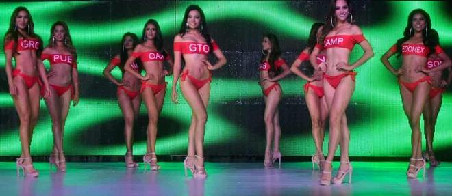 Gần nửa thí sinh cuộc thi Hoa hậu Mexico mắc Covid-19-1
