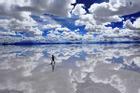 Vẻ đẹp của hồ muối lâu đời nhất Trung Quốc