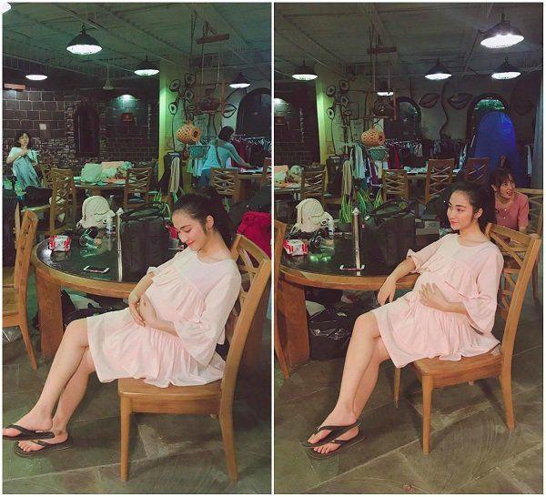 Hòa Minzy về dáng thần tốc sau sinh là nhờ hoàn toàn vào bé Bo-2