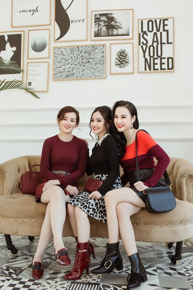 Nhan sắc mẹ Angela Phương Trinh trẻ như chị em với con gái-6