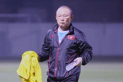 Gia đình gặp biến cố, HLV Park Hang Seo phải về Hàn Quốc