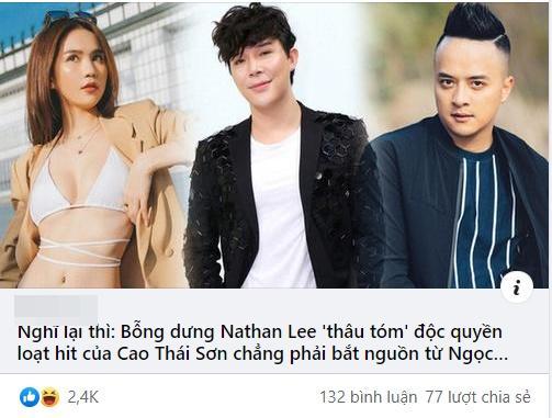 Nathan Lee khịa Cao Thái Sơn anh hùng rơm khi giải cứu Ngọc Trinh-3