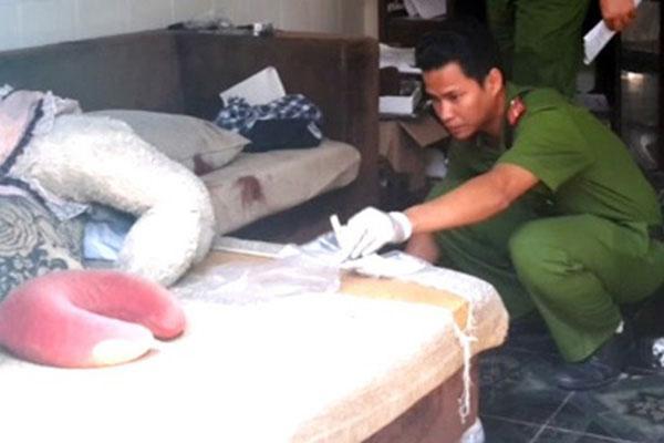 Bé gái 1 tuổi bị chú ruột cầm chân ném vào tủ tử vong tại chỗ-1