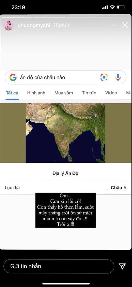 Phương Mỹ Chi không biết Xuân Quỳnh là nam hay nữ, nhầm Ấn Độ thuộc Châu Phi-3