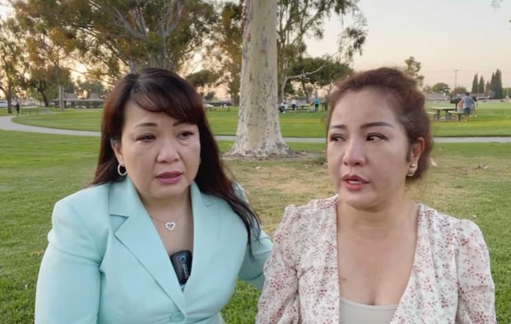 Thúy Nga khóc nghẹn: Họ bày mưu tính kế đuổi tôi về Việt Nam-5