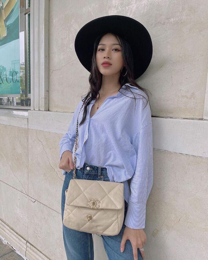 Hoa hậu Đỗ Thị Hà chưa thể thoát phèn vì mix đồ non tay-4
