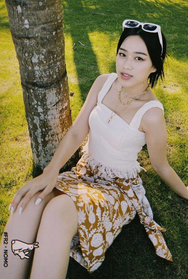 Hoa hậu Đỗ Thị Hà chưa thể thoát phèn vì mix đồ non tay-9