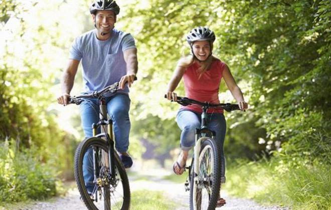 Tư vấn du lịch: Những nguyên tắc đạp xe-1