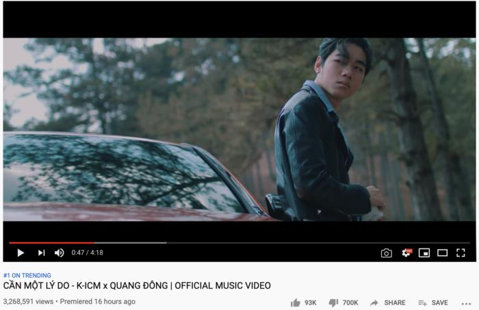 Trước thềm comeback, MV của K-ICM bất ngờ bay màu khỏi Youtube?-2