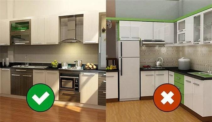 Phong thủy nhà bếp và 5 điều cấm kỵ, phạm phải 1 cũng nên sửa-1