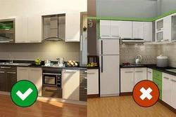 Phong thủy nhà bếp và 5 điều cấm kỵ, phạm phải 1 cũng nên sửa