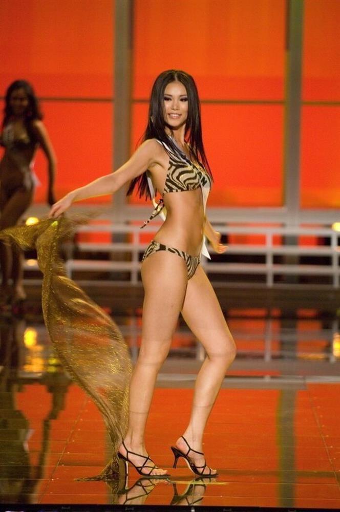 Số đo khác biệt của Miss Universe: Người lép kẹp, người chạm ngưỡng 1m-6