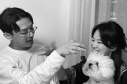 Song Hye Kyo hiếm hoi đăng ảnh cùng người khác giới