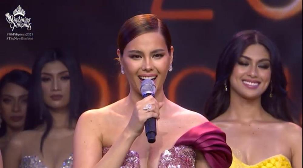 Hoa hậu Hoàn vũ tăng cân như... đô vật, 3 vòng thẳng đuột-6