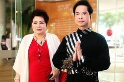 Sao Việt gửi lời chia buồn đến Ngọc Sơn khi mẹ ruột qua đời