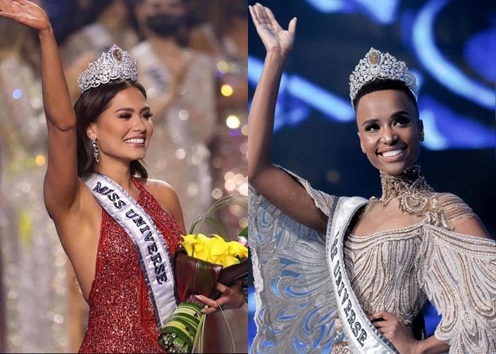 Nhan sắc tân Hoa hậu Hoàn vũ bị chê không hợp vương miện 116 tỷ-8