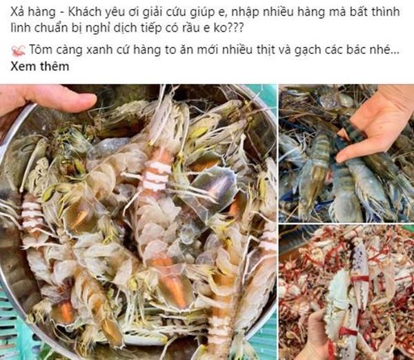 Nhà hàng buffet ở Hà Nội livestream, xả hải sản sập sàn trước 0h-2