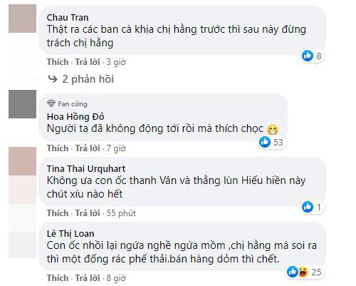 Ốc Thanh Vân bị chửi rủa vì đá đểu Phương Hằng: Sự thật là gì?-6