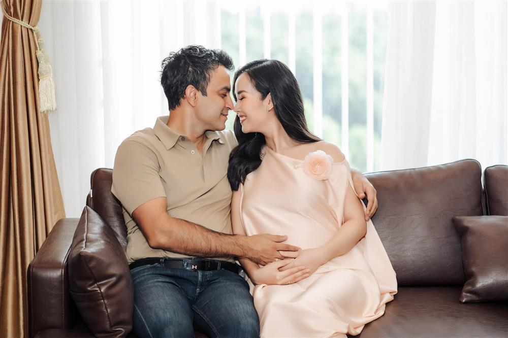 Võ Hạ Trâm sinh con đầu lòng cho chồng Ấn Độ, được hé lộ cực phẩm-5