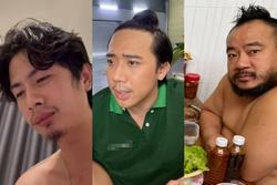 Giãn cách chống dịch khiến diện mạo nhiều sao Việt 'như người rừng'