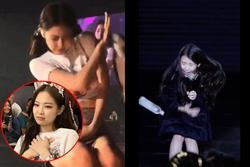 Idol Kpop bị tấn công bằng 'vật thể bay', Knet lên án: 'Giỏi thì ném tiền đi'