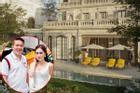 Lộ hình ảnh biệt thự 200 tỷ của Đoàn Di Băng với chồng đại gia