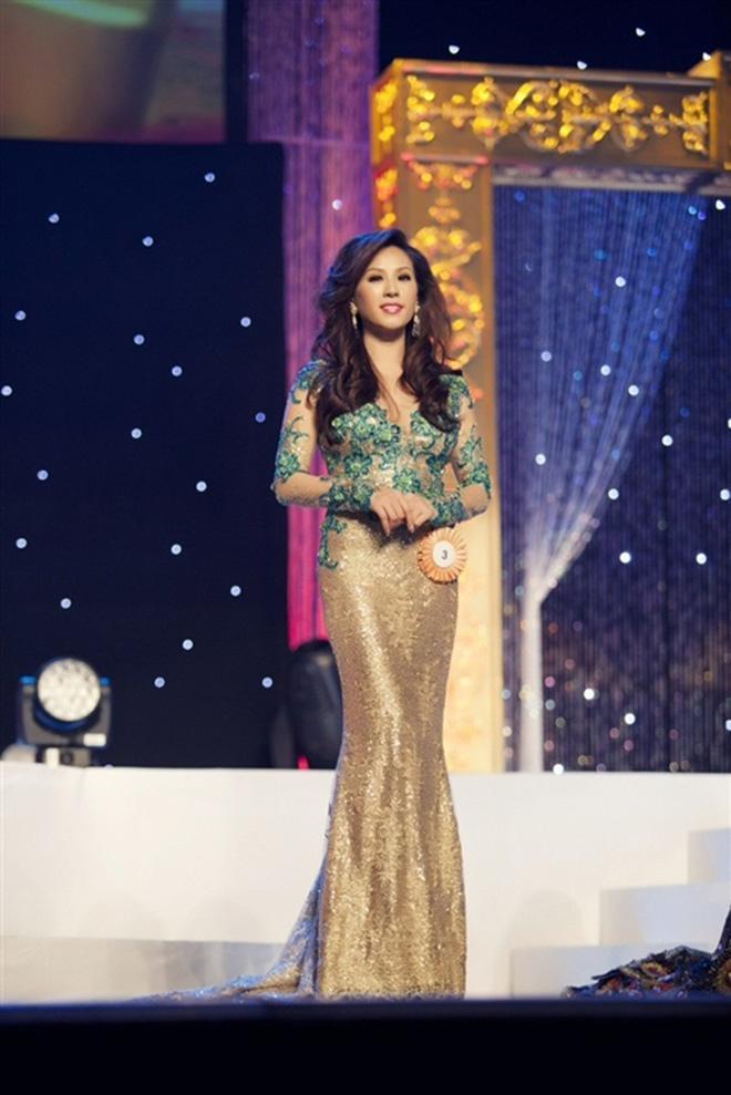 Nhan sắc Thu Hoài, Thúy Nga trong cuộc thi Hoa hậu bị tố mua giải-5